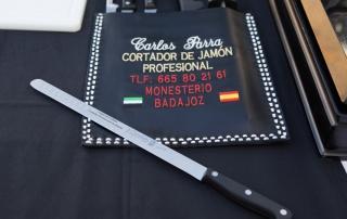 Carlos Parra - Cortador de Jamón Profesional